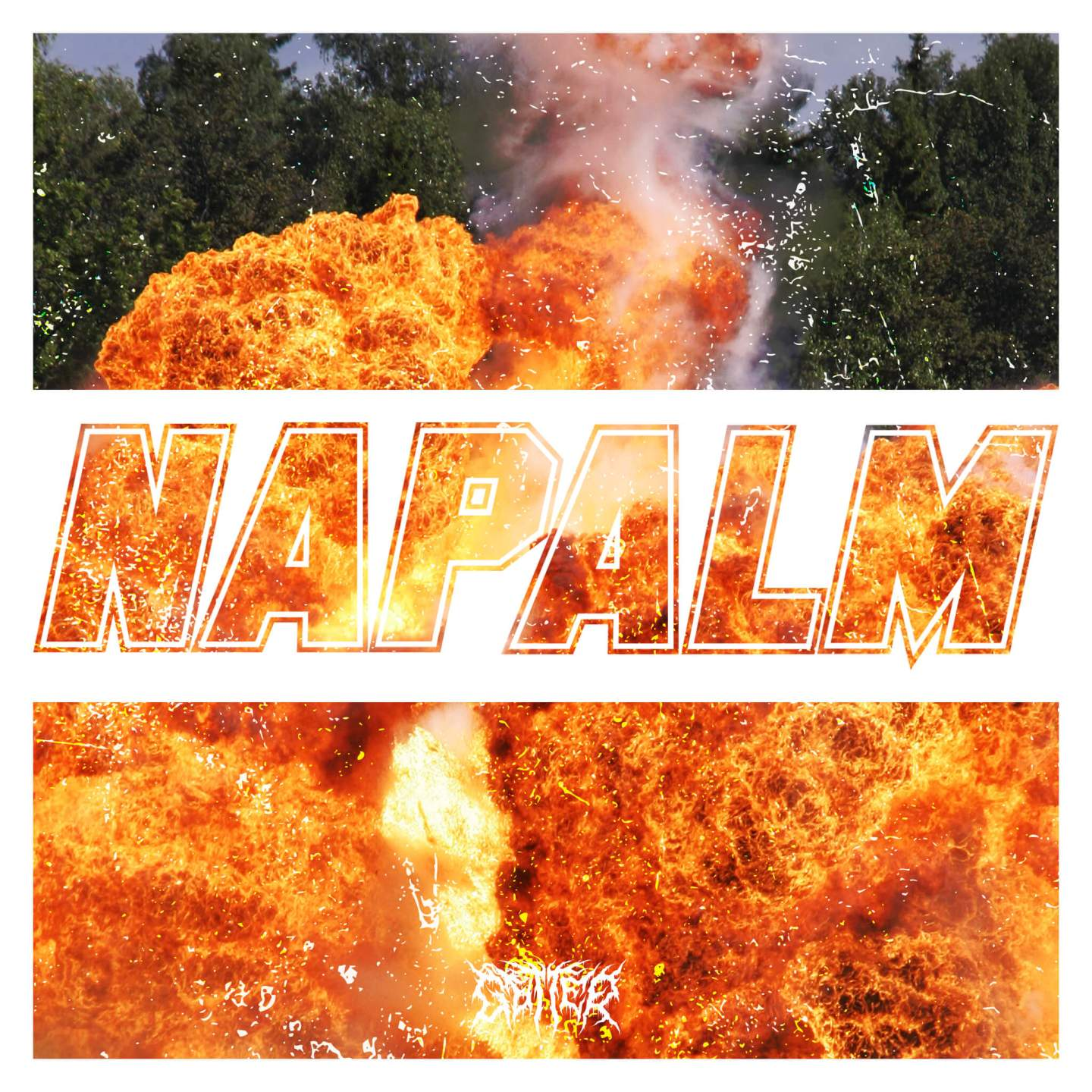 Getter 'Napalm' EP