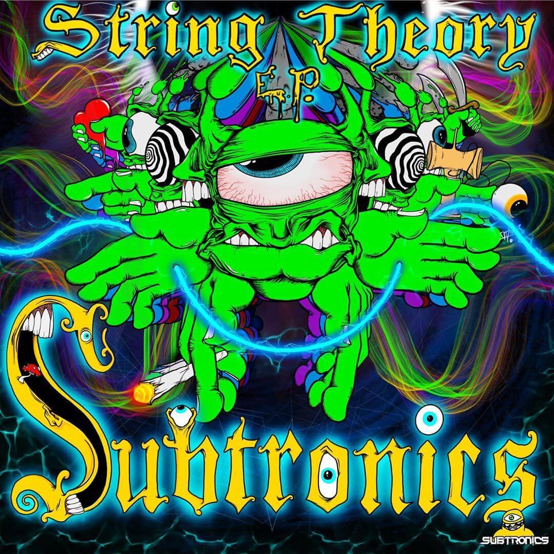 Subtronics String Theory EP