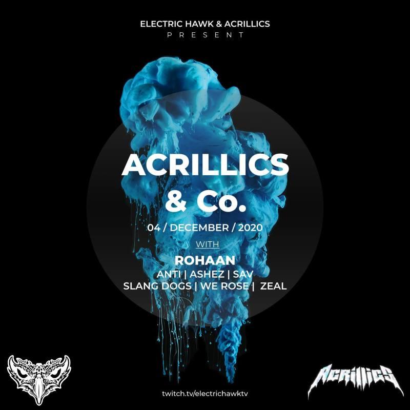 Acrillics