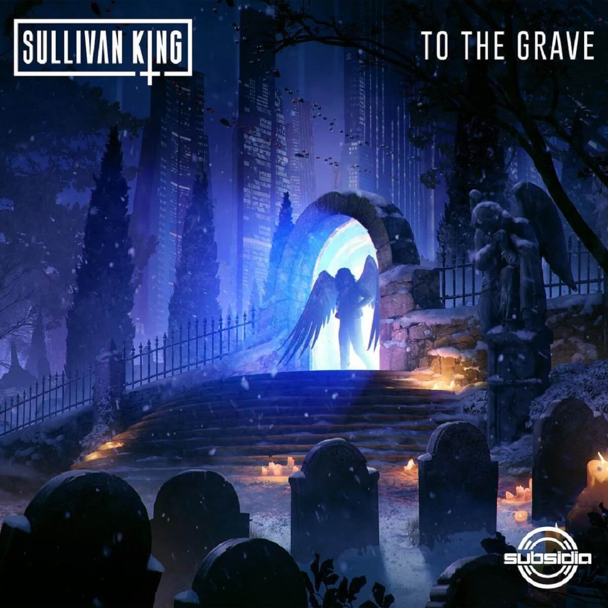 Sullivan King To The Grave EP Electric Hawk