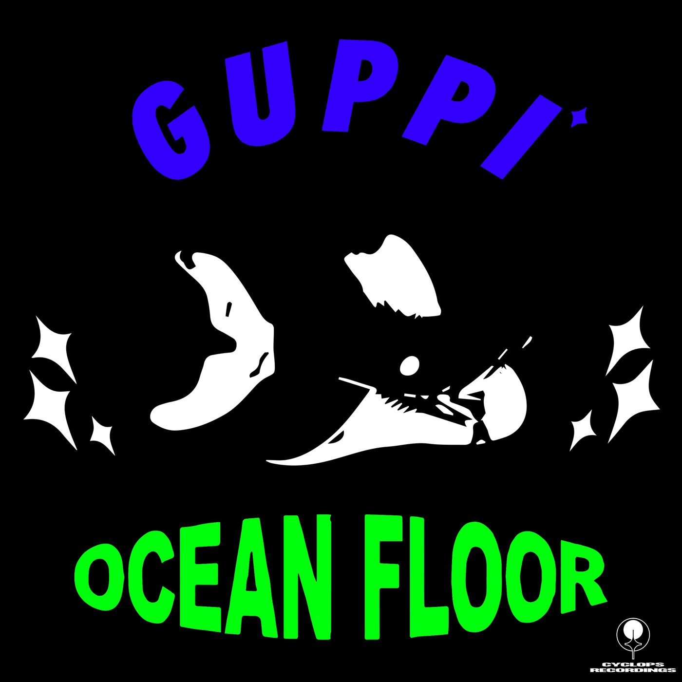 Ocean Floor Debut EP Guppi