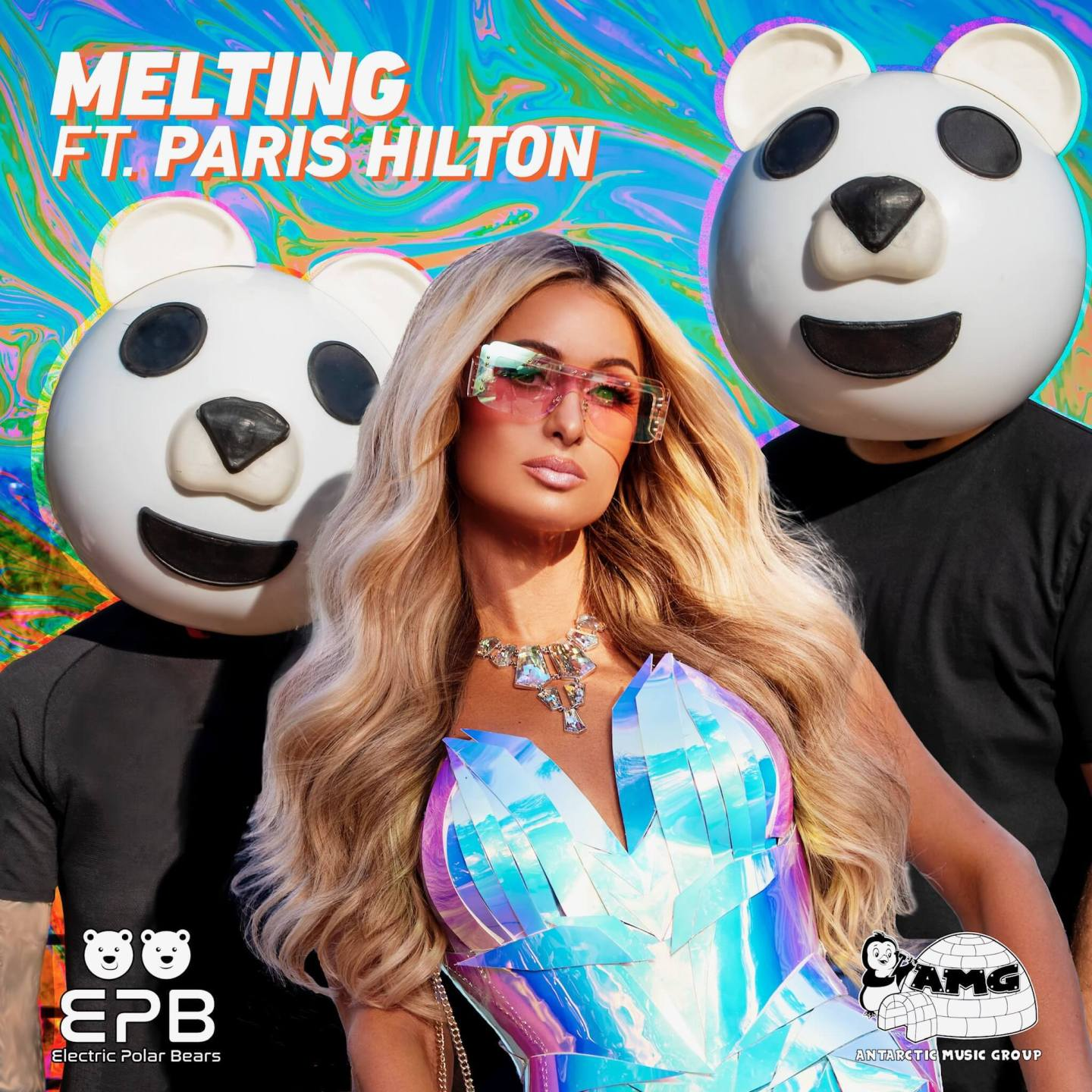 paris hilton electric polar bears