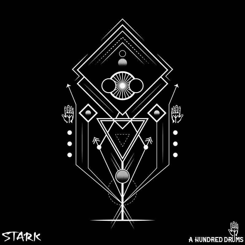 a hundred drums stark