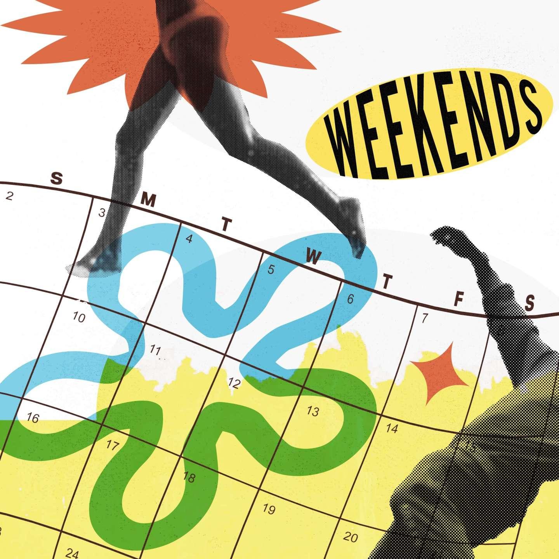 """Ookay """"Weekends"""" Electric Hawk"""