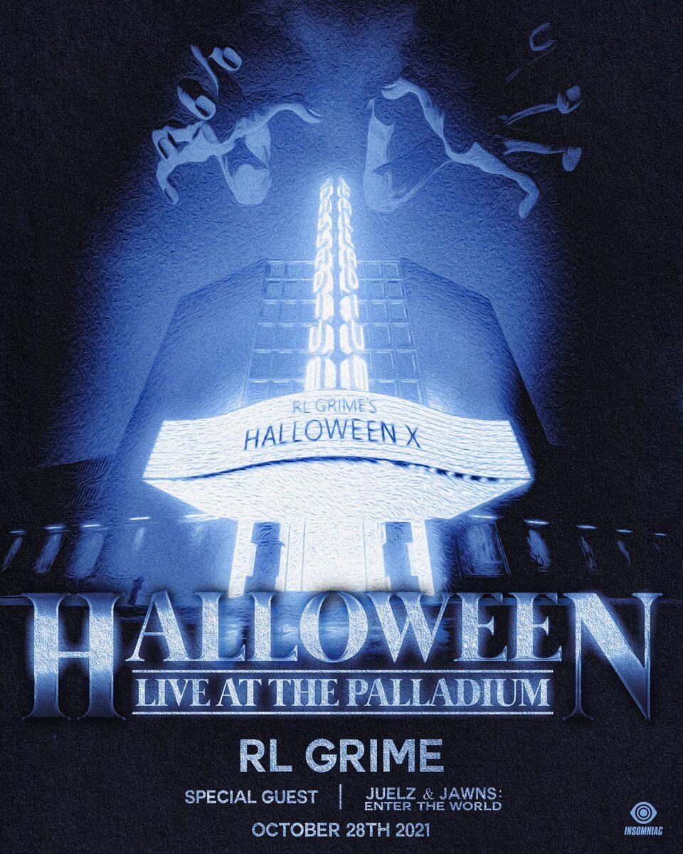 Halloween X RL Grime Electric Hawk