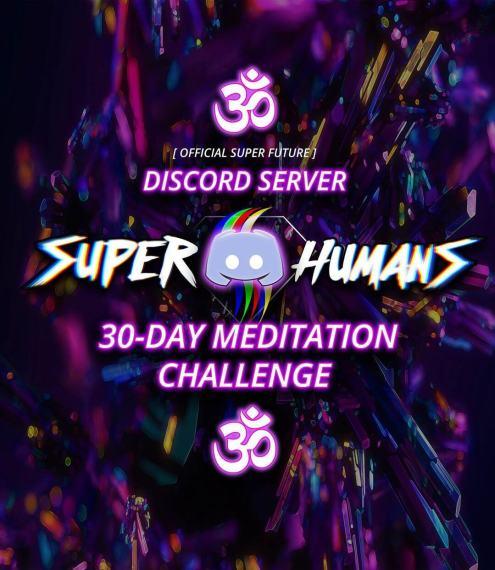 Super Future Discord Meditation Challenge