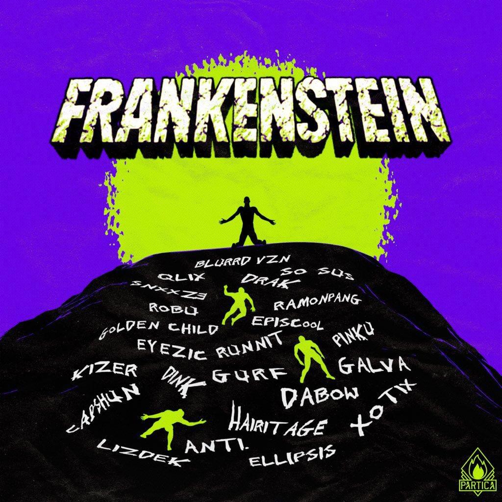 Frankenstein Track Artwork