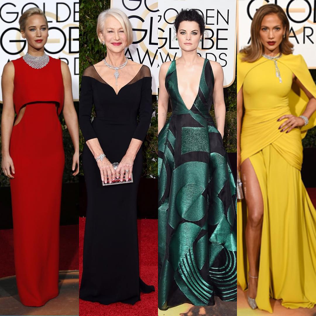 My Favorite #goldenglobes Looks Absolute #elegance #bestdressed