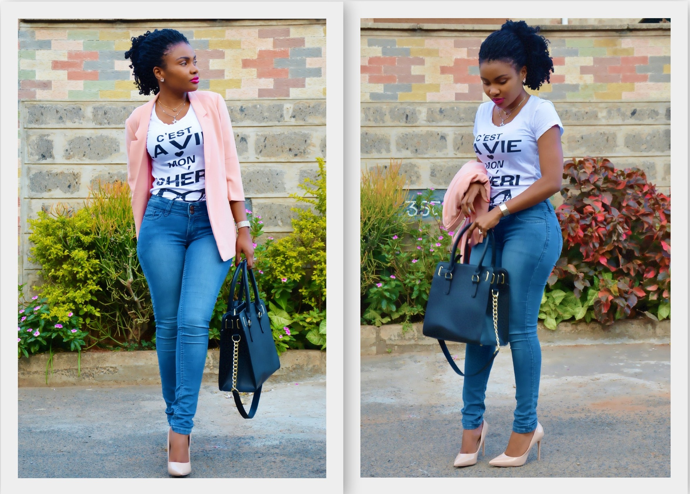 The Elegant Lane Jeans And A Tee