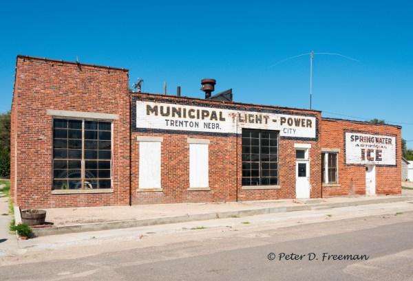 Municipal Light - Power