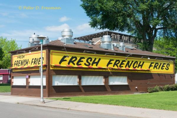French Fries Emporium