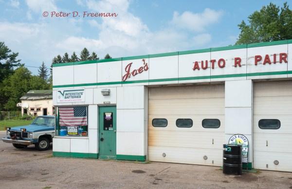 Joe's Auto Repair