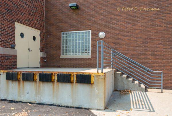 Dock Entrance