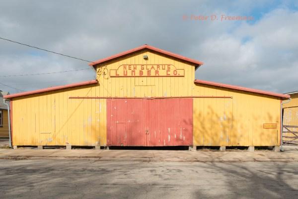 Lumber Barn