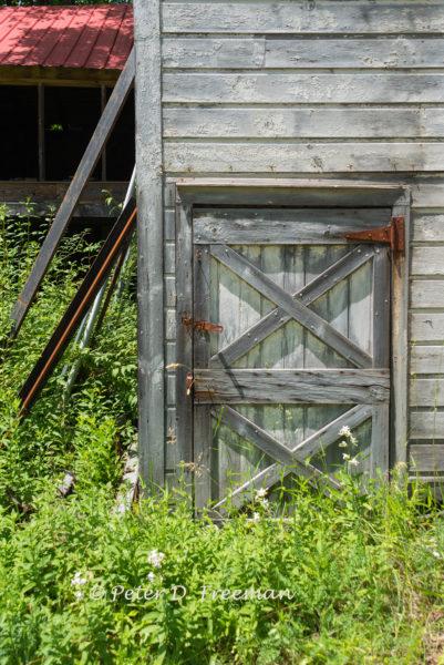 weathered-entrance