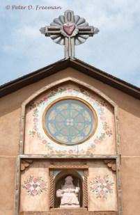 Santo Nino de Atocha Chapel Detail