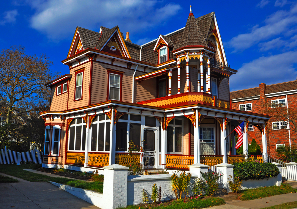 An Authentic Guide To Historic Home Color Combinations