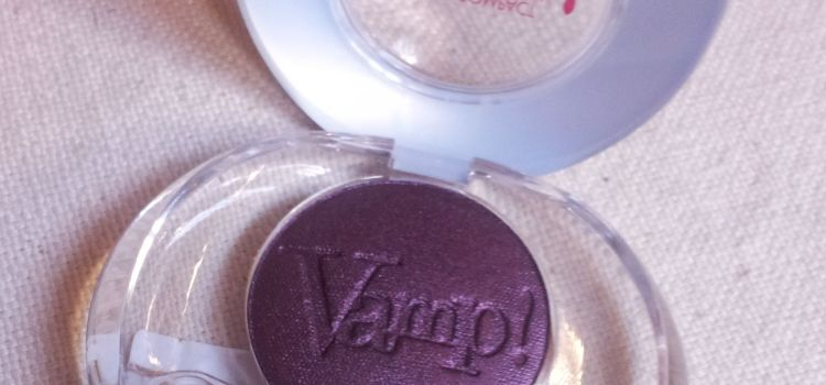 Review: Pupa Vamp! compact eyeshadow #204