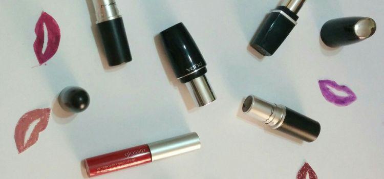 [Collaborazione] Si sta come d'autunno, nel beauty case, i rossetti – Fall Lipstick TAG