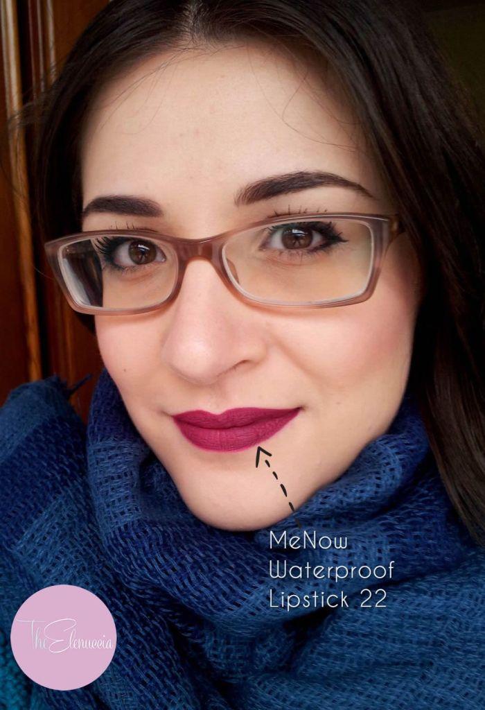 me now waterproof lipstick 22