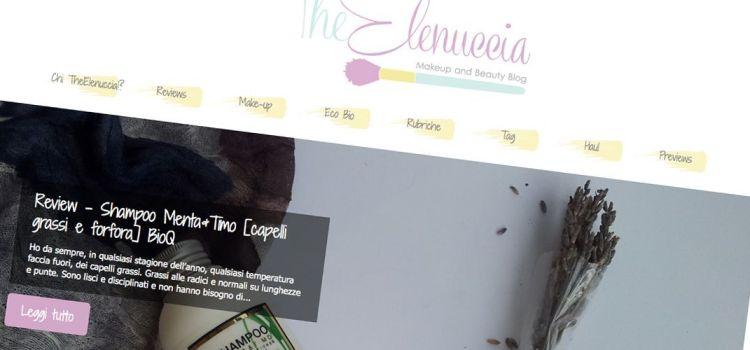 Benvenuti su TheElenuccia.com