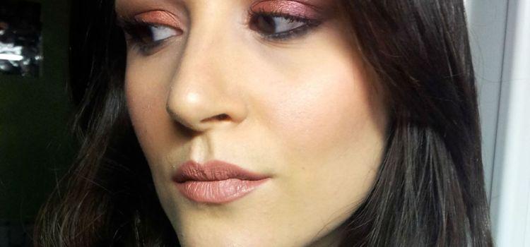 Il makeup del mio 25° compleanno.