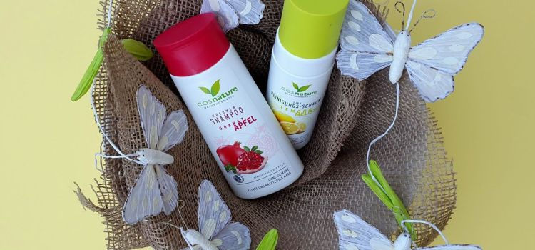 Review | Shampoo e Mousse Struccante Cosnature