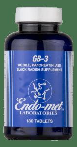 Endomet supplement, GB-3