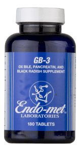 Endomet supplement, GB-3