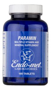 endo met paramin chelated supplement