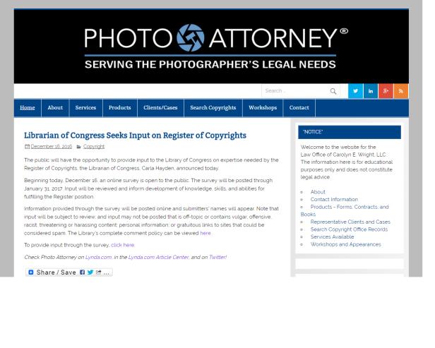 phtot attorney