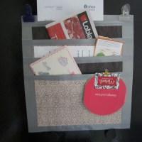 DIY Waterfall Pocket Folder