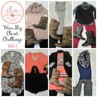 Wear My Closet Challenge - Week 3