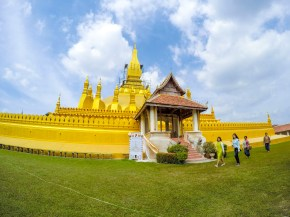 That Luang, The Great Stupa