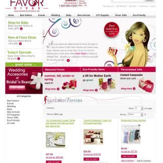 My e-commerce site