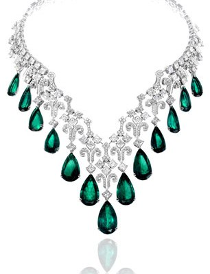 Chopard Best Oriental Design Jewellery Piece