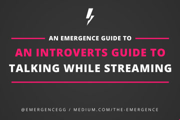 introvert, guide, to, talking, streaming, twitch