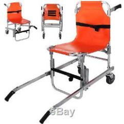 Ems Stair Chair Dining Room Covers At Target Emergency Evacuation Medical Lift 2 Wheels Transport Stretcher