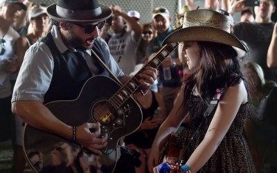 EmiSunshine Makes Most Memorable Stagecoach 2016 Moments