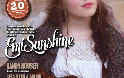 EmiSunshine Hits the Cover of Country Music People