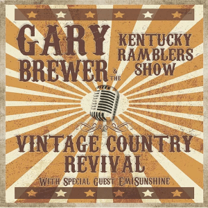 """EmiSunshine joins Gary Brewer and the Kentucky Ramblers in New Single """"Paradise"""" on Vintage Country Revival"""