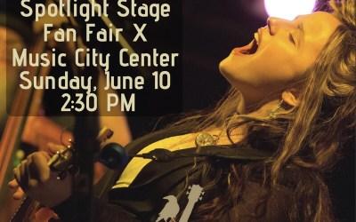 EmiSunshine to Perform CMA Fest