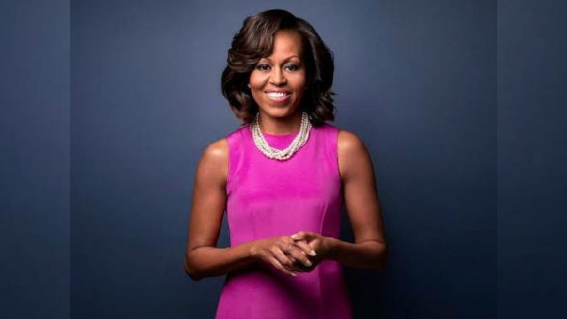 What Do You Want To Be? – Michelle Obama