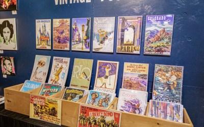 MEC Vintage Posters