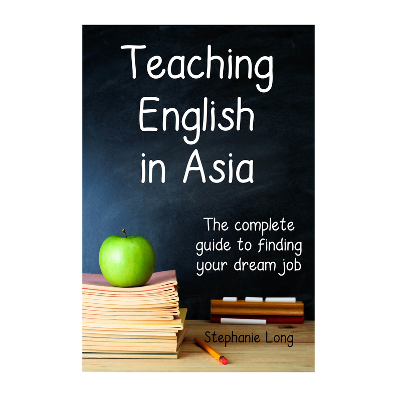 Teaching English in Asia ebook cover