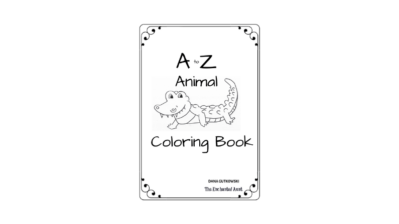 Free Coloring Activity for Toddlers and Preschoolers