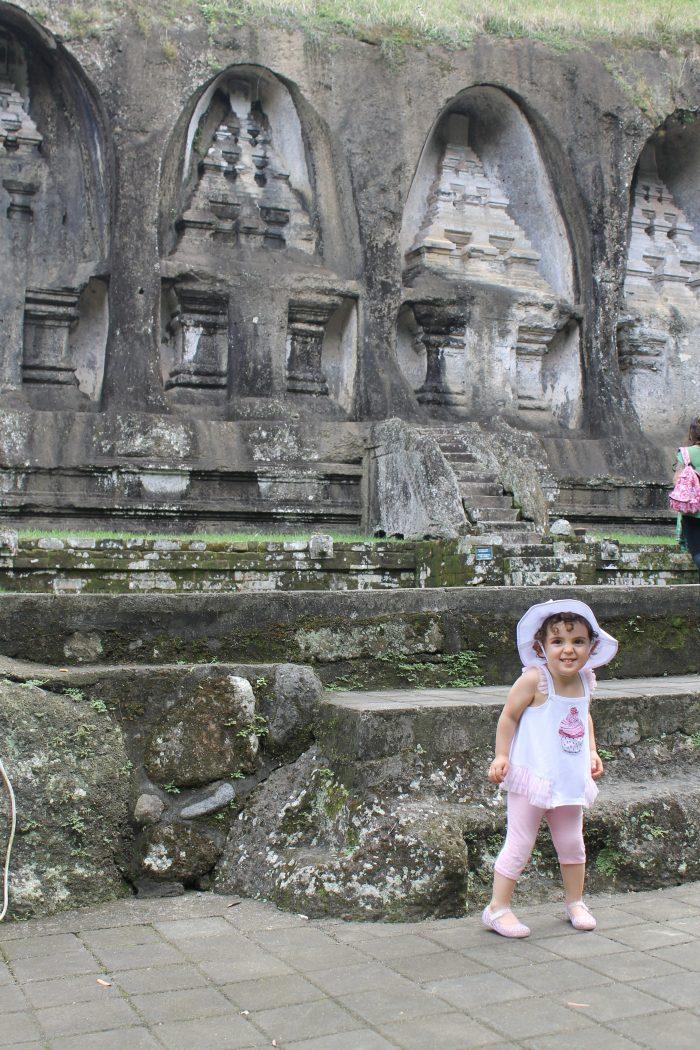 Gurung Kawi Temple Bali Indonesia