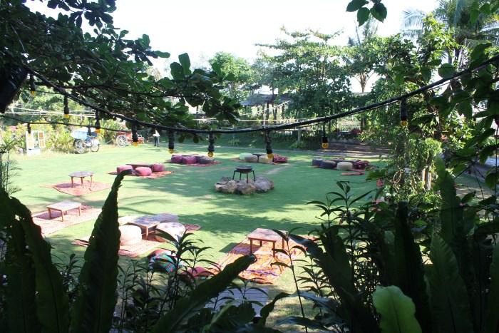 la laguna restaurant Bali Indonesia