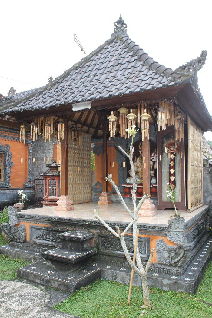 balinese village Penglipuran Bali