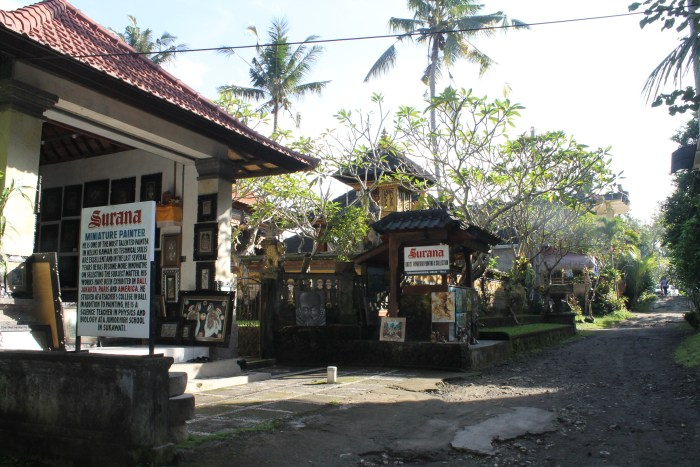 Campuhan Ridge Ubud, Bali